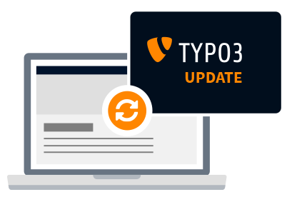 TYPO3 Migration einer Website mit alternativem CMS